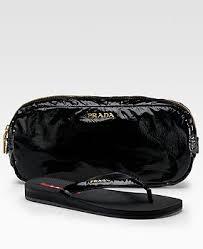 prada cosmetics bag