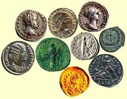 ancient rome money
