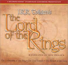 the fellowship of the ring audio book