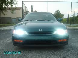 accord xenon