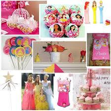 disney princess party theme