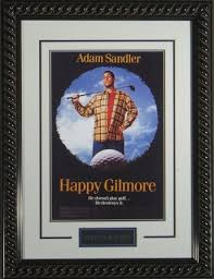 happy gilmore posters