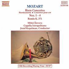 mozart horn