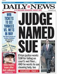 daily news headline