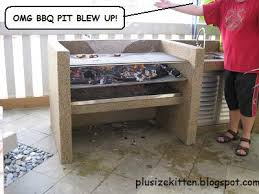 home made bbq pits