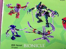 bionicle karzahni
