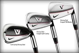 nike victory red blade irons