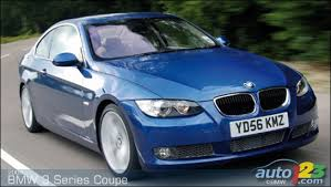 2009 bmw 3 coupe
