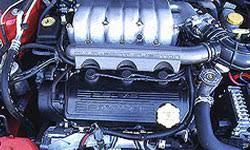 dodge intrepid motor