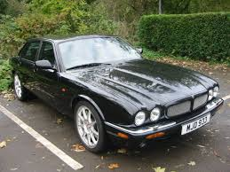 jaguar car model