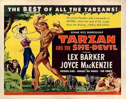 tarzan and the she devil