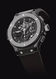 hublot morgan