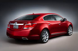 buick lacrosse picture