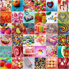 candy shopping