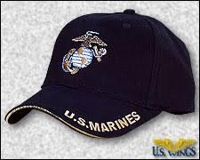 marines caps