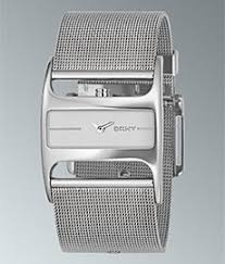 dkny mesh watches