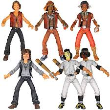 the warriors action figure
