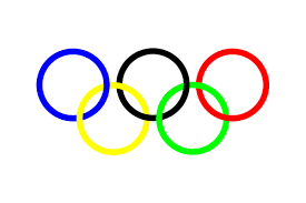 olympic rings colours
