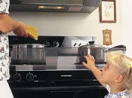 child safety in the kitchen