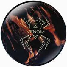 black widow venom bowling ball
