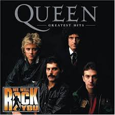 Queen - Greatest Hits: We Will Rock You