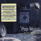 Various Artists - Sony Music 100 Years: Pop Music - The Early Years 1890-1950