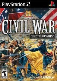 civil war secret missions ps2