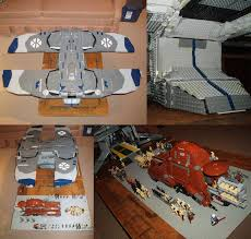 lego starwars ship