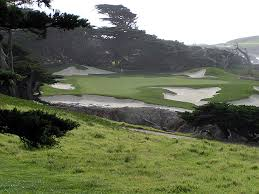 cypress point golf photos