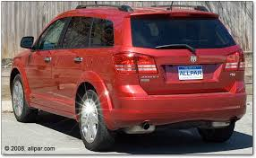 dodge journey cars