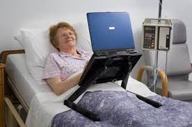 computer used in hospital