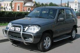 new lada niva 2009
