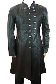 goth trenchcoat