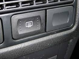 defrost switch