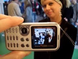 4 mega pixel camera