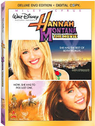 hannah montana movie dvd