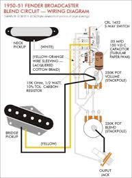nocaster wiring