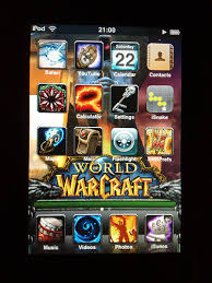 ipod world of warcraft
