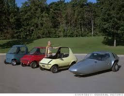 experimental cars