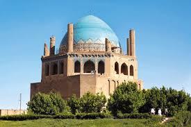 گنبد سلطانیه-استان زنجان