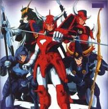 samurai warriors anime