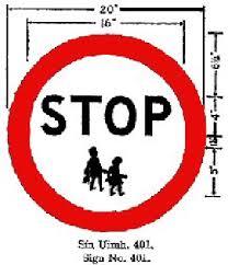 road traffic markings