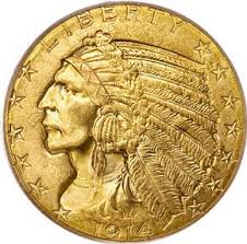 indian head coins