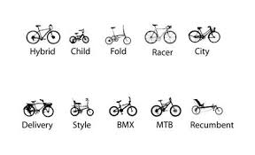 bicycle types