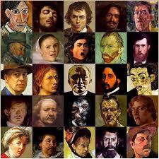 famous artist portraits