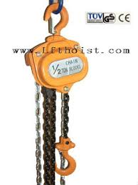 hoist chains