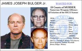 James Whitey Bulger, Boston