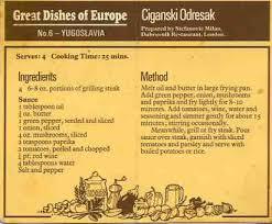 ancient cookbook
