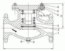 lift check valves