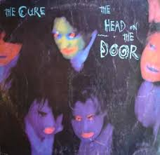 Cure - Head On The Door
